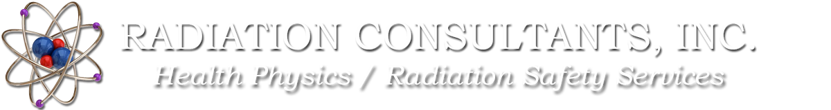 Radiation Consultants, Inc.